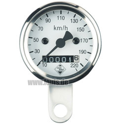 universal hastighetsmätare mc